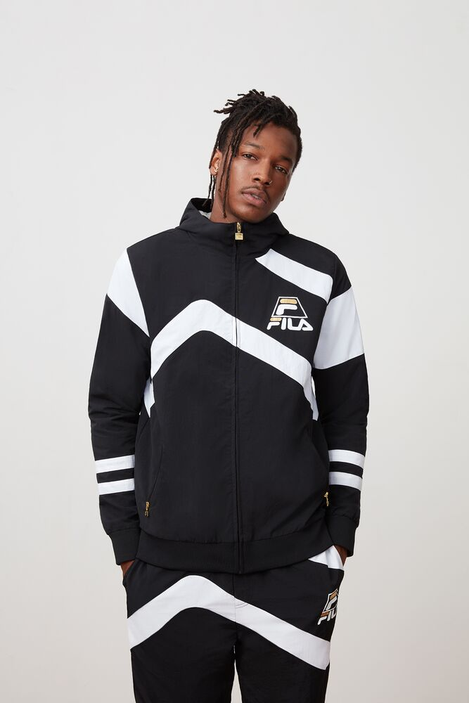 Grant Hill zenith woven jacket in webimage-16EDF0C7-89E9-4B76-AF680D327C32E48E