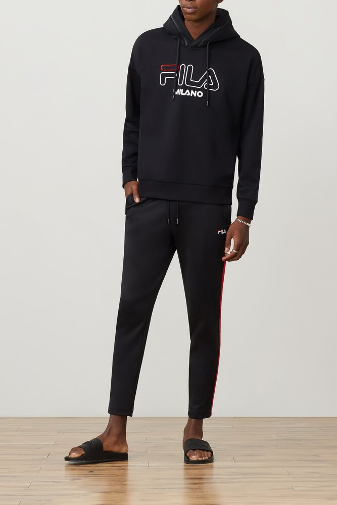 FILA Milano french terry hoodie in webimage-16EDF0C7-89E9-4B76-AF680D327C32E48E