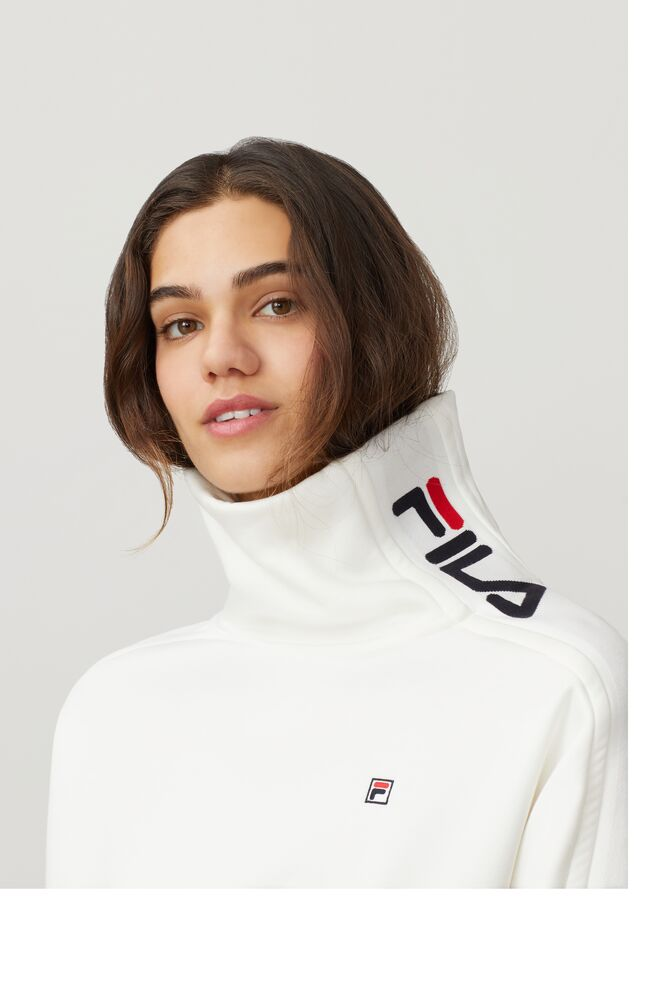 FILA Milano turtleneck sweatshirt in webimage-8A572F80-2532-42C2-9598F832C44DF3F5