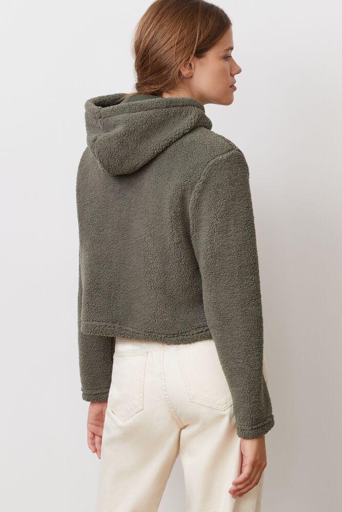 ember crop hoodie in webimage-72226AF7-BF53-4347-81B87E6048CAF257
