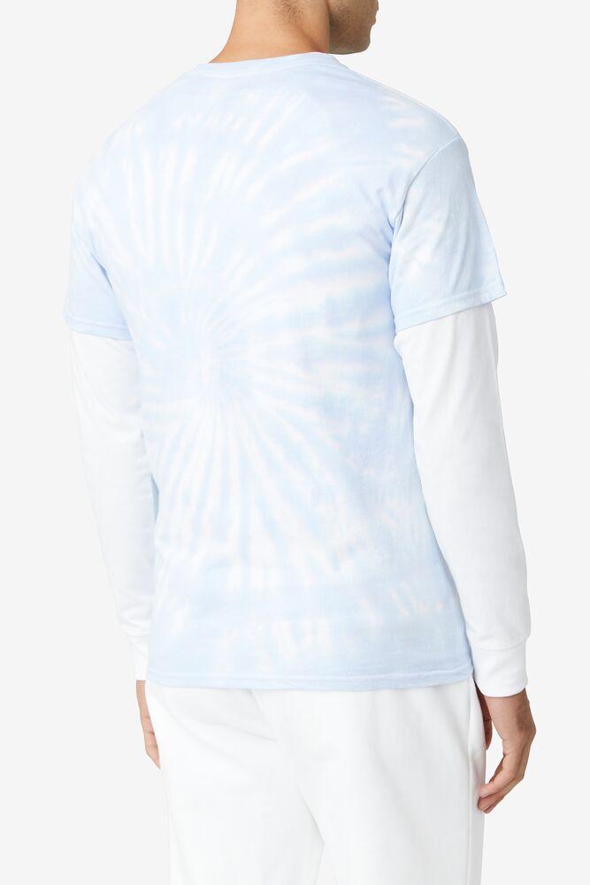 Tie Dye Logo Tee in webimage-BB1789B4-B117-44ED-B3592705AD5605A2