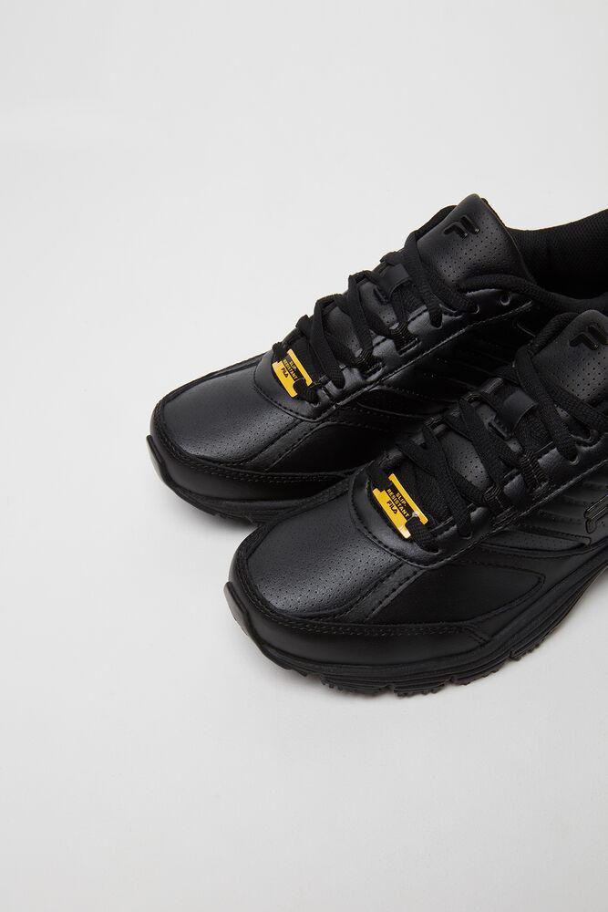 Women's Memory Flux Slip Resistant Wide Width Shoe in webimage-16EDF0C7-89E9-4B76-AF680D327C32E48E