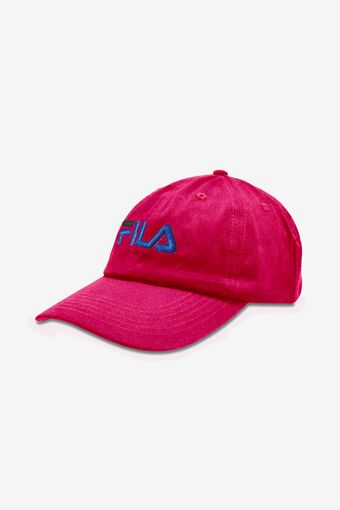 Fila Embroidered Baseball Hat in webimage-5450047E-BCAD-4E00-BFF6568CE6A3682A