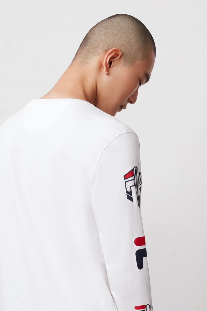 alves long sleeve tee in NotAvailable