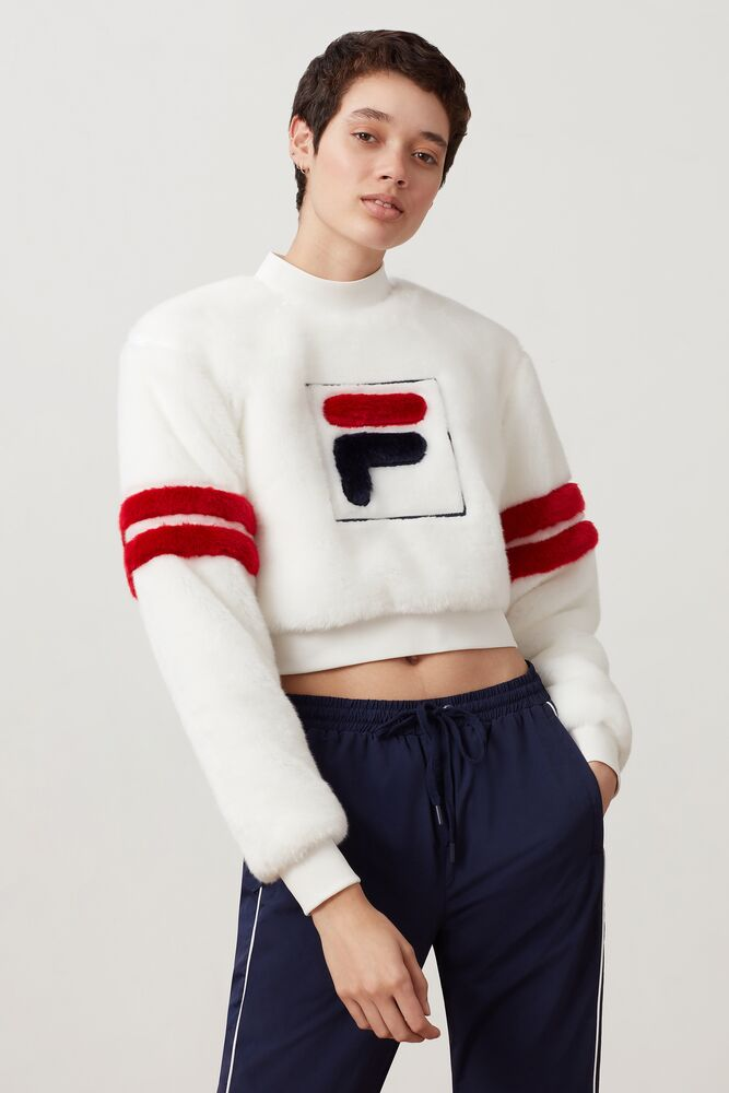 cristabel crop sweatshirt in NotAvailable