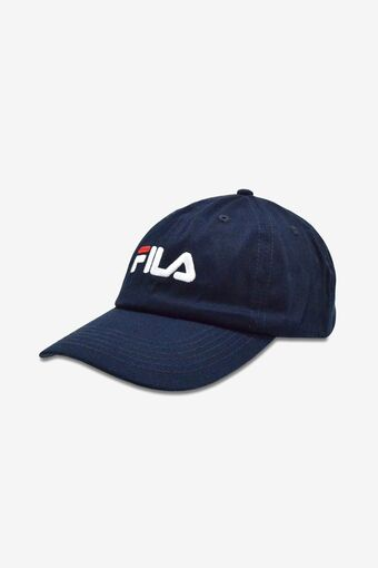 Fila Embroidered Baseball Hat in webimage-C5256F81-5ABE-4040-BEA94D2EA7204183