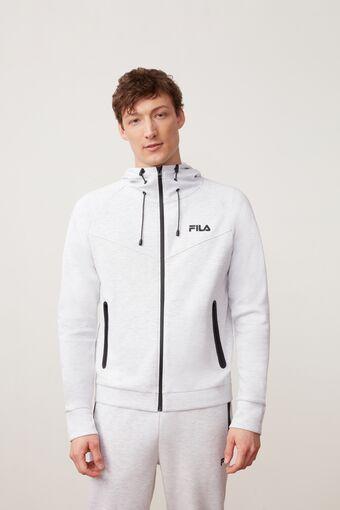 garrett full zip hoodie in NotAvailable