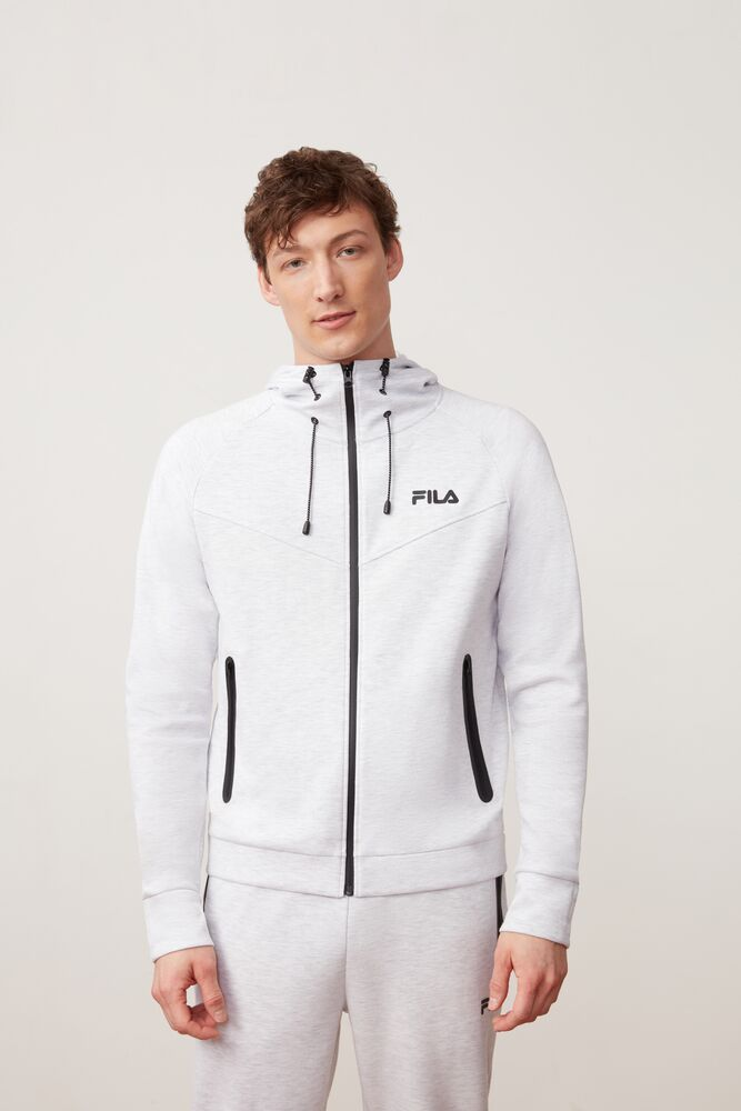 garrett full zip hoodie in NotAvailable