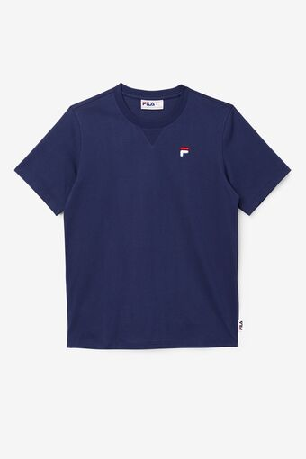 Derion Tee in navy