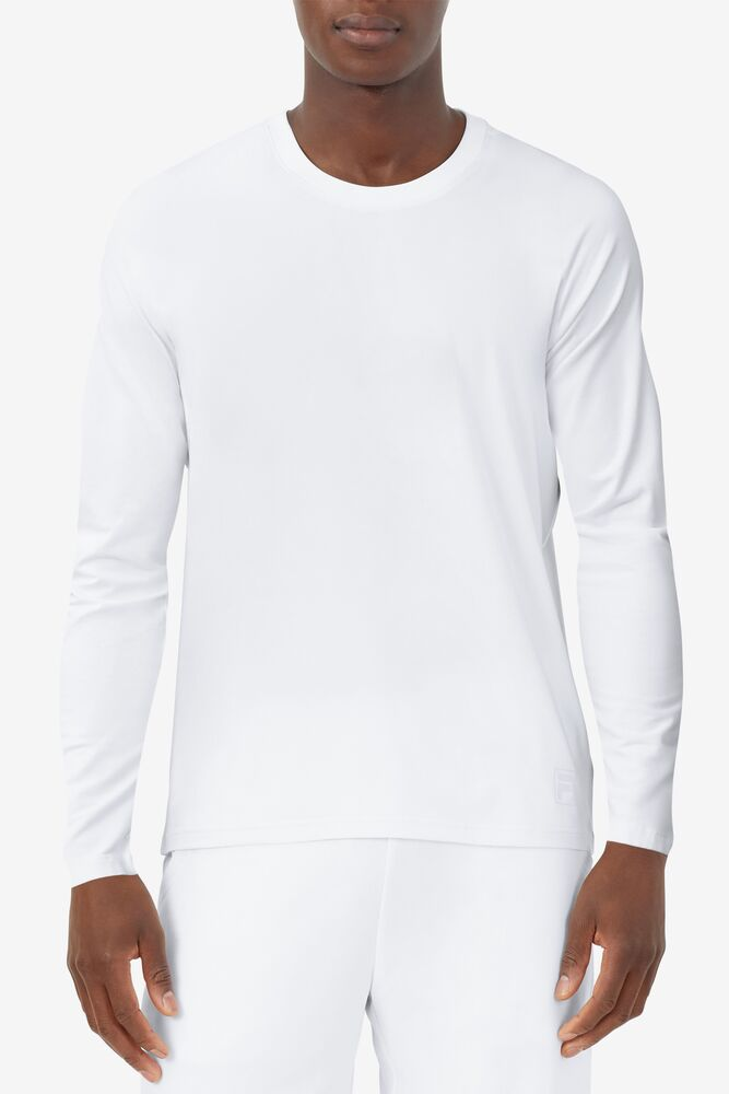 White Line Long Sleeve Top in webimage-8A572F80-2532-42C2-9598F832C44DF3F5