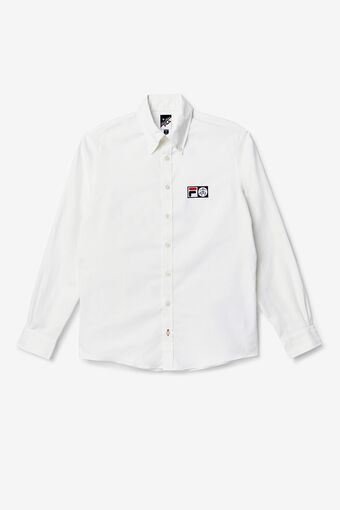 Brooks Brothers x FILA Milano Fit Club Oxford Sport Shirt in webimage-8A572F80-2532-42C2-9598F832C44DF3F5