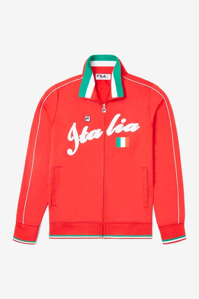 Italia Track Jacket in webimage-8F0326A2-F58E-4563-86D1C5CA5BC3B430