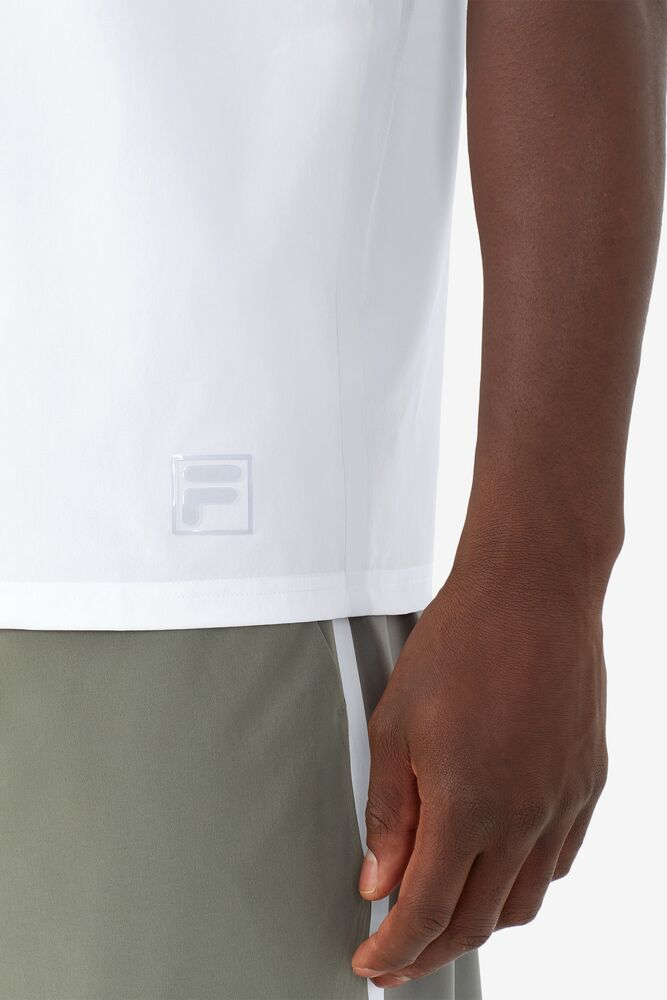 Tie Breaker Short Sleeve Henley in webimage-8A572F80-2532-42C2-9598F832C44DF3F5