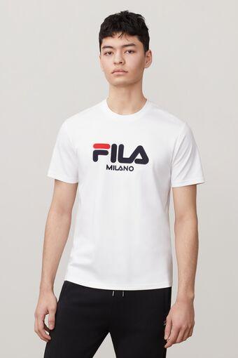 FILA Milano logo tee in webimage-8A572F80-2532-42C2-9598F832C44DF3F5