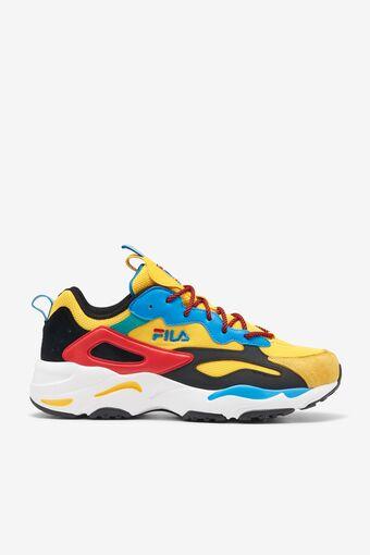 fila shoes multicolor