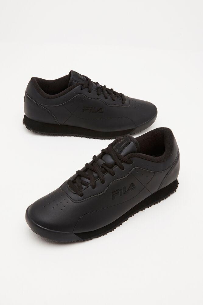 Women's memory Viable Slip Resistant Shoe in webimage-16EDF0C7-89E9-4B76-AF680D327C32E48E