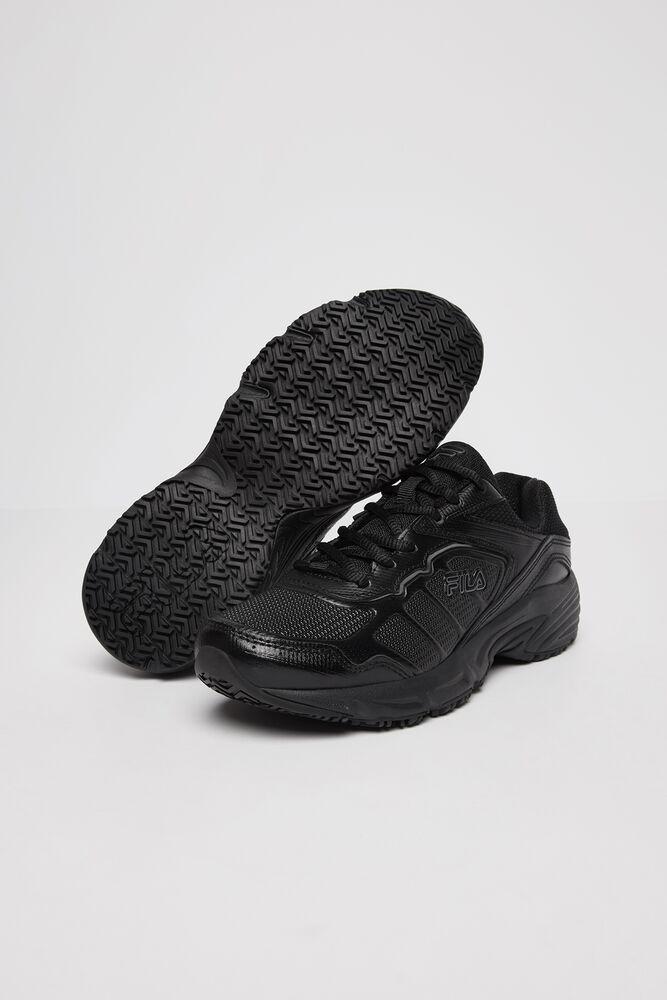 Women's Memory Runtronic Slip Resistant Shoe in webimage-16EDF0C7-89E9-4B76-AF680D327C32E48E