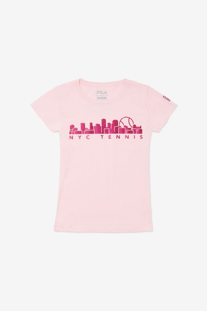 NYC Girl's Sparkle Tee in webimage-56E96FB1-55FB-41A4-963A044E58BD5C24