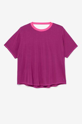 Fi-Lux Short Sleeve Top in webimage-B6B1C0D1-86DC-48DB-875027E5EA2C9269