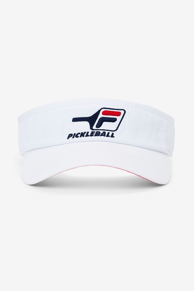 Pickleball Visor in webimage-8A572F80-2532-42C2-9598F832C44DF3F5