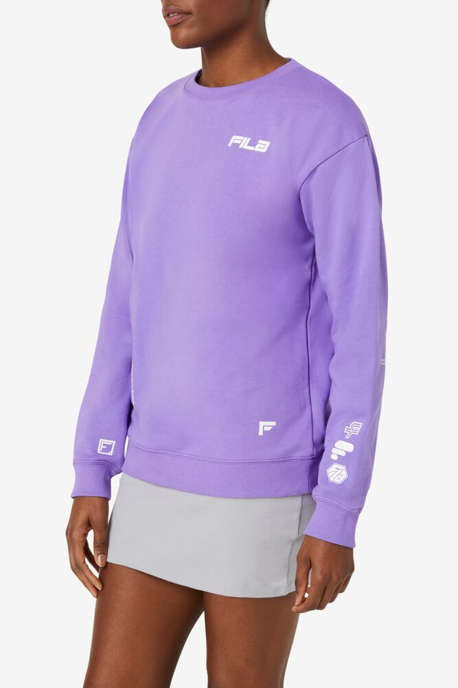 Luce Boyfriend Sweatshirt in webimage-26695306-32D6-420D-A773EE90FF109662