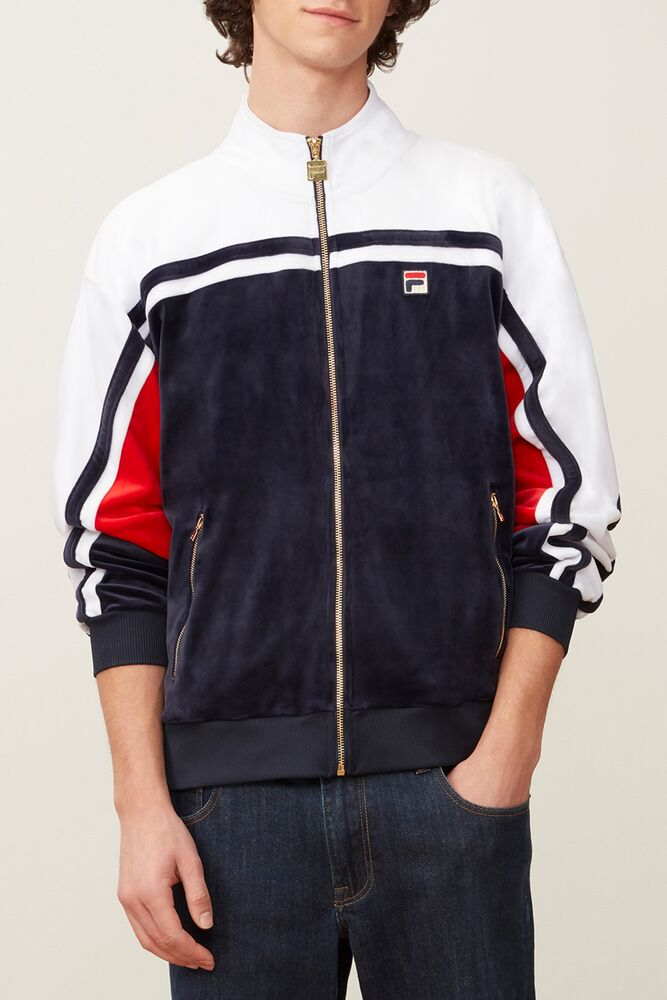 lamar track jacket in NotAvailable