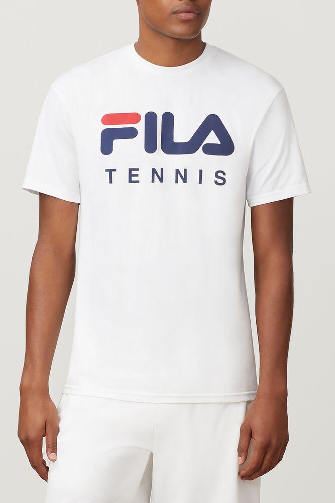 FILA tennis tee in webimage-8A572F80-2532-42C2-9598F832C44DF3F5