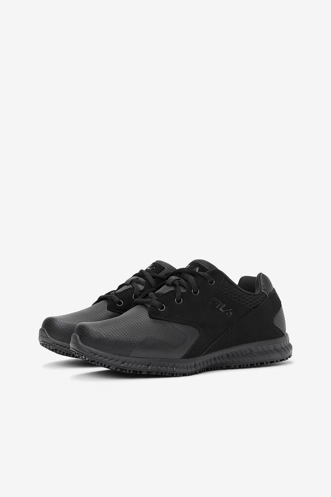 Women's Memory Layers Slip Resistant Wide Width Shoe in webimage-16EDF0C7-89E9-4B76-AF680D327C32E48E