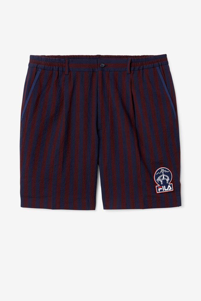 Brooks Brothers x FILA Regent Fit Striped Newport Shorts in webimage-C5256F81-5ABE-4040-BEA94D2EA7204183