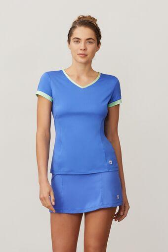 colorful play short sleeve v-neck in webimage-BD95735E-C177-42D5-915D6F6CA50B9F1B