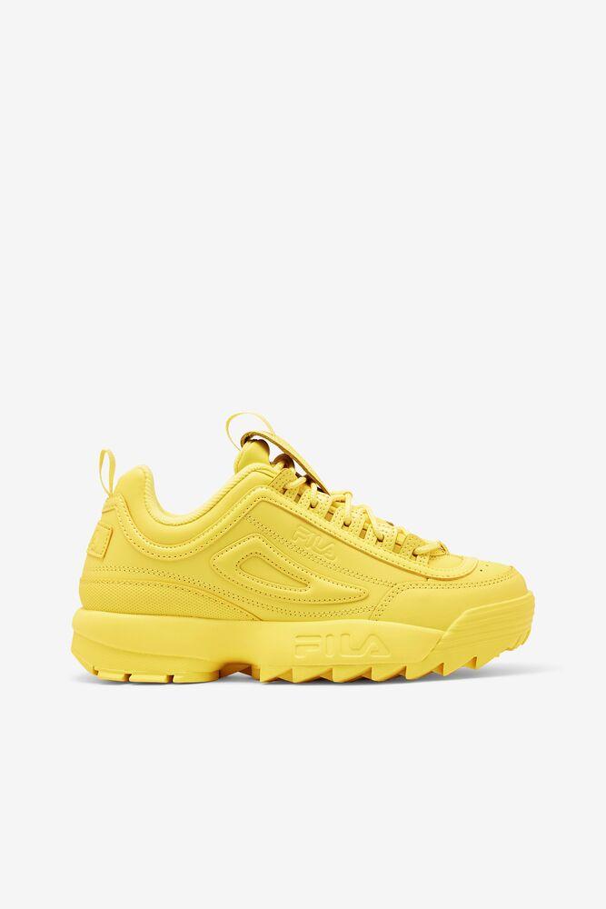 Women's Disruptor 2 Premium in yellow