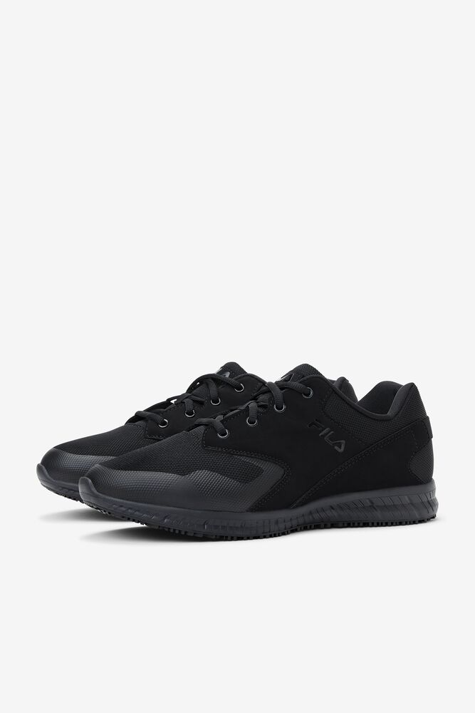 Men's Memory Layers EVO Slip Resistant Wide Width Shoe in webimage-16EDF0C7-89E9-4B76-AF680D327C32E48E