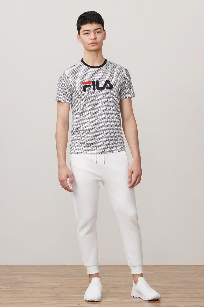 FILA Milano printed short sleeve tee in webimage-16EDF0C7-89E9-4B76-AF680D327C32E48E