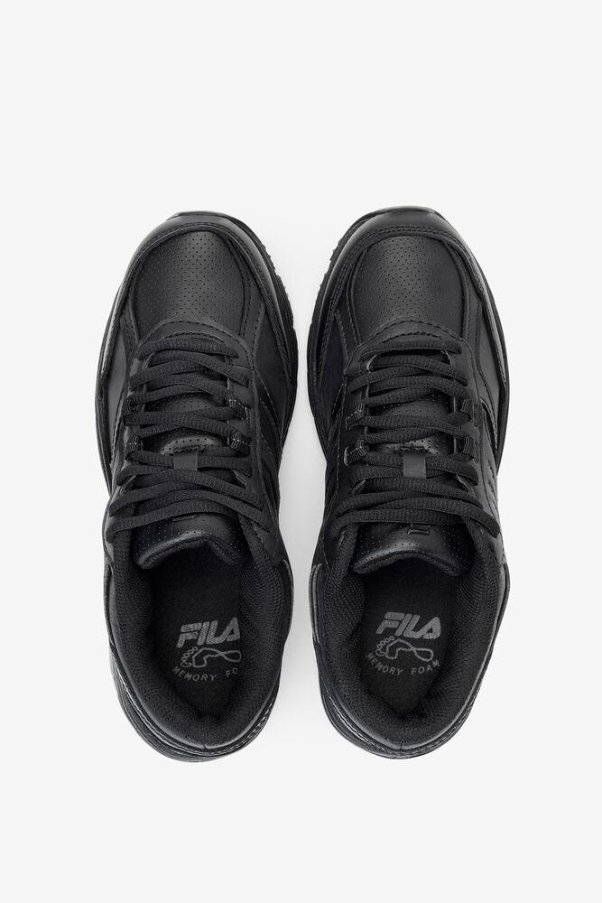 Women's Memory Flux Slip Resistant Shoe in webimage-16EDF0C7-89E9-4B76-AF680D327C32E48E