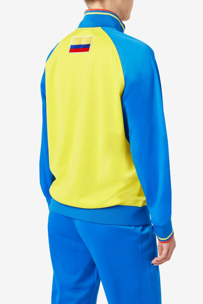 Colombia Track Jacket in webimage-CBC7409C-20C1-4D77-AF9EDAD084BCD6DF