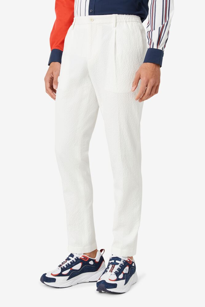 Brooks Brothers x FILA Regent Fit Championship Seersucker Trouser in webimage-8A572F80-2532-42C2-9598F832C44DF3F5