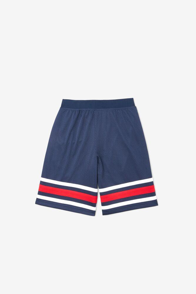 Kids' Mesh Shorts in navy