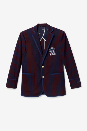 Brooks Brothers x FILA Regent Fit Striped Newport Blazer in webimage-C5256F81-5ABE-4040-BEA94D2EA7204183