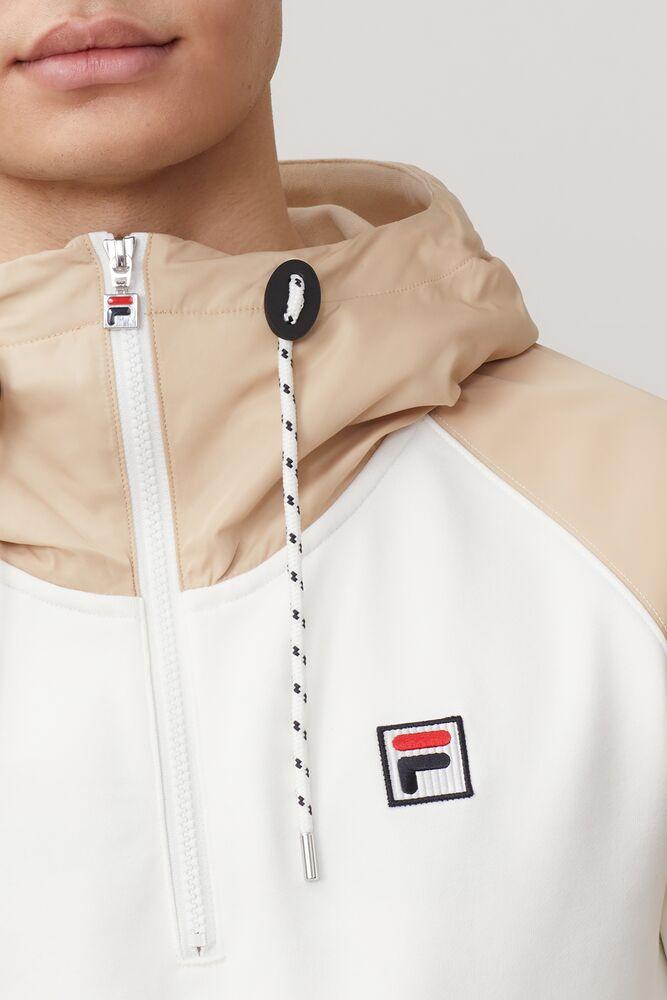 FILA Milano 1/2 zip hoodie in webimage-8A572F80-2532-42C2-9598F832C44DF3F5
