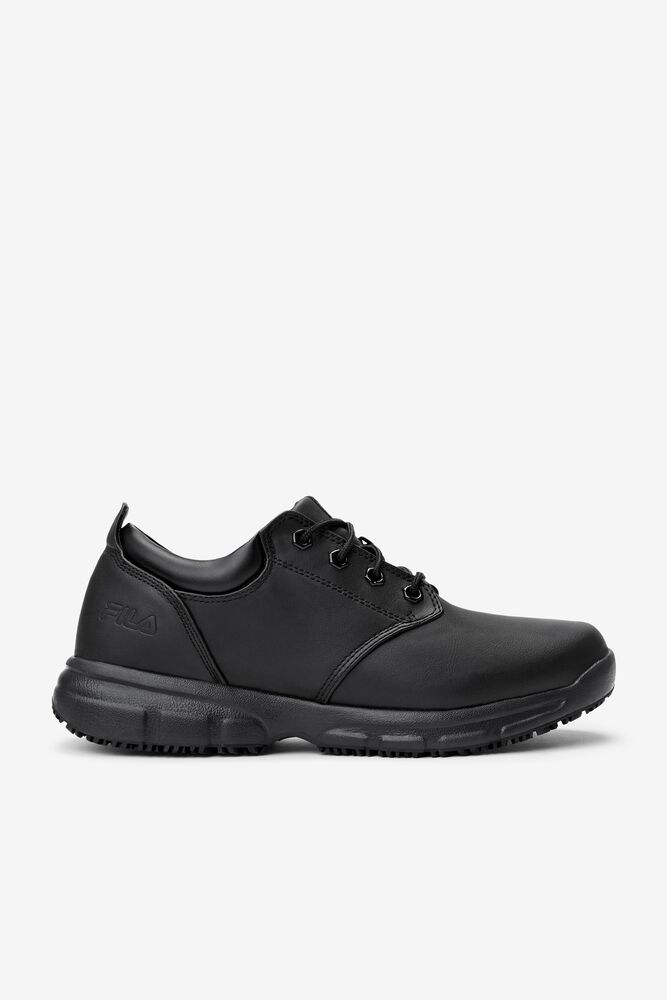 Men's Memory Blake Slip Resistant Shoe in webimage-16EDF0C7-89E9-4B76-AF680D327C32E48E