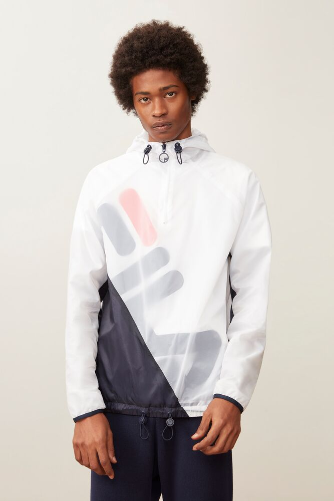 cohen 1/4 zip windjacket in NotAvailable