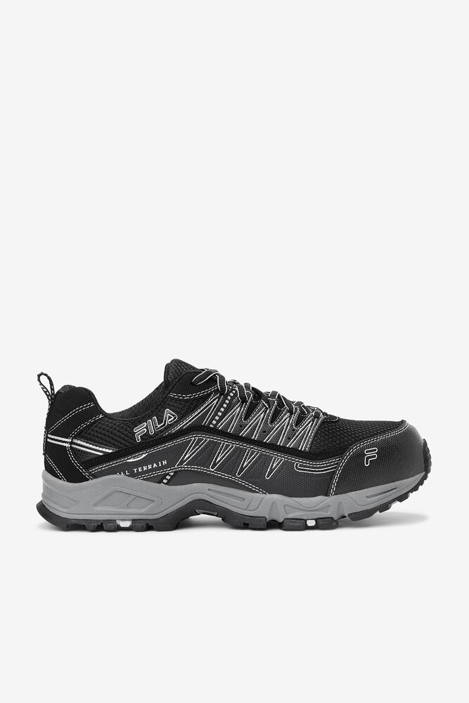 Men's Memory All Terrain Peak Slip Resistant Steel Toe Shoe in webimage-16EDF0C7-89E9-4B76-AF680D327C32E48E