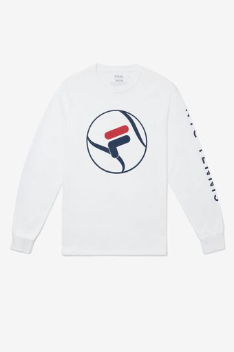 NYC TENNIS LS TEE