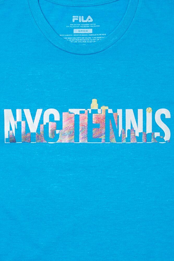 NYC Tennis Shimmer Tee in webimage-65F95B38-1101-4BA4-9776AE24F2661A94