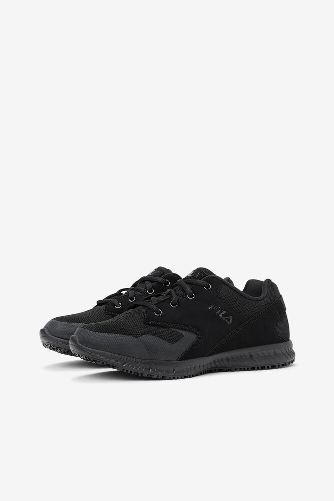 Women's Memory Layers EVO Slip Resistant Wide Width Shoe in webimage-16EDF0C7-89E9-4B76-AF680D327C32E48E