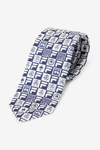 Brooks Brothers x FILA Ace Logo Tie in webimage-8A572F80-2532-42C2-9598F832C44DF3F5