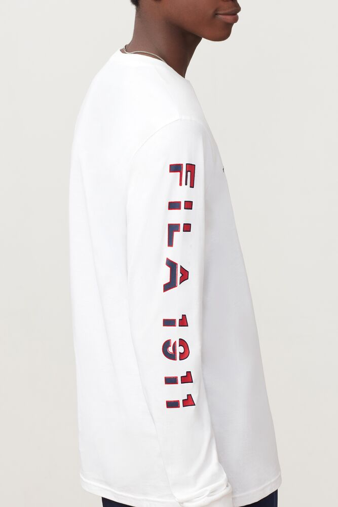 christophe long sleeve tee in NotAvailable