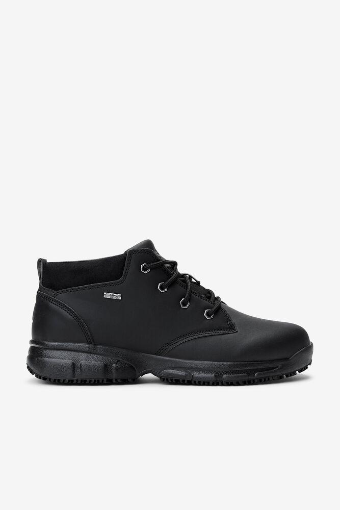 Men's Memory Mike Mid Slip Resistant Shoe in webimage-16EDF0C7-89E9-4B76-AF680D327C32E48E
