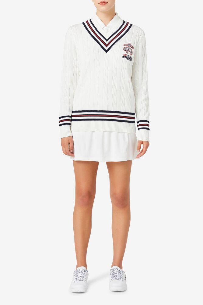 Brooks Brothers x FILA Lawn Tennis Sweater in webimage-8A572F80-2532-42C2-9598F832C44DF3F5