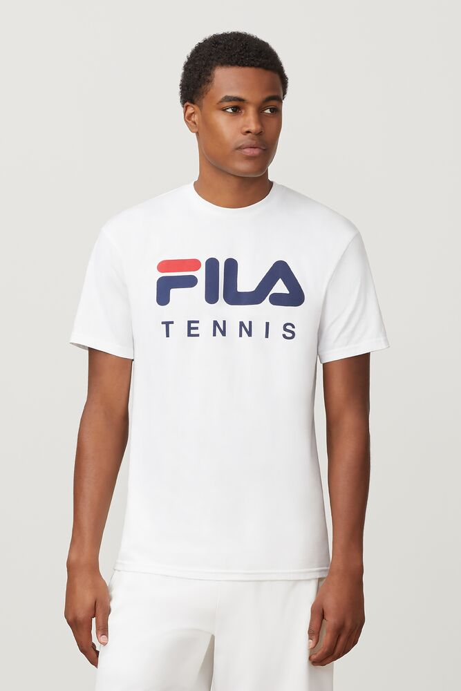 FILA tennis tee in webimage-8A572F80-2532-42C2-9598F832C44DF3F5